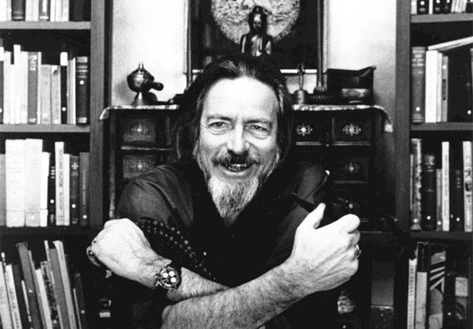 Remembering Alan Watts