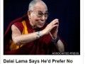 Dalai Lama Comments on Succession