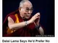 Dalai Lama Comments on Succession